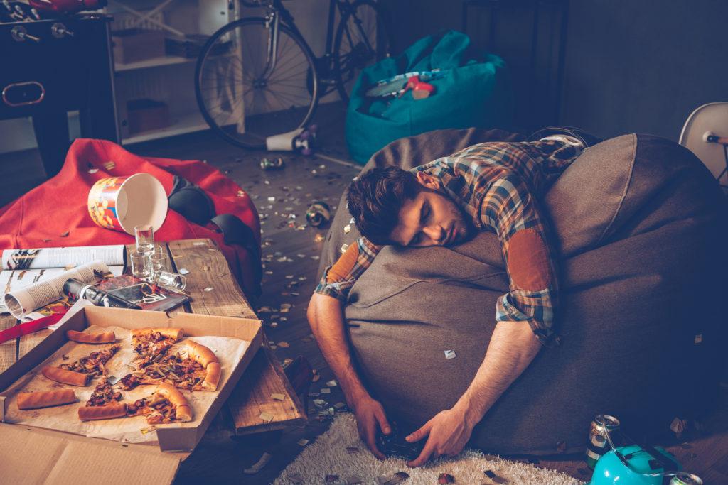 Alkohol mit Intermittent Fasting