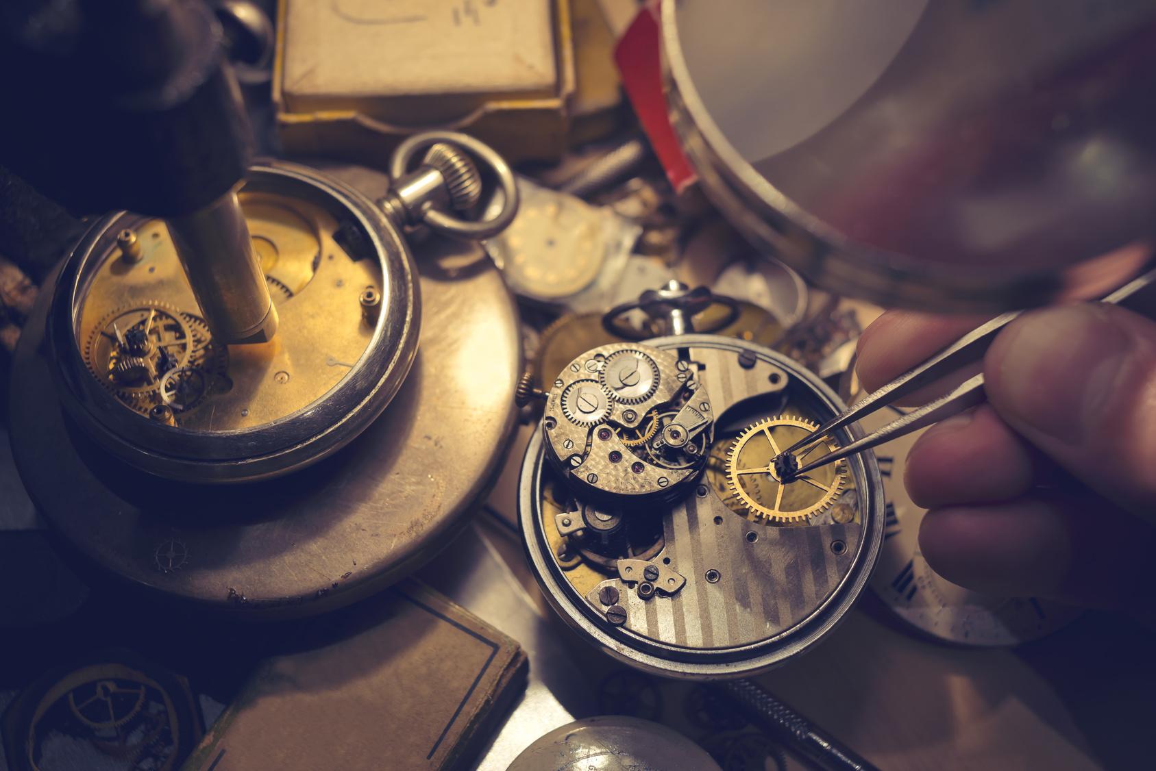 Intermittent Fasting und der Einfluss auf den Stoffwechsel. Uhrenwerk