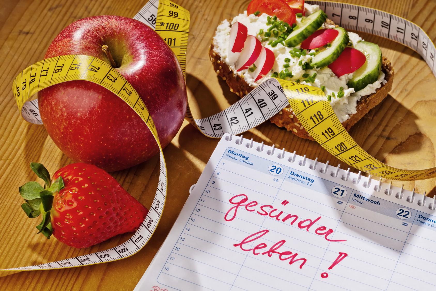 Mindestkalorien und Plateaus vermeiden mit Intermittent Fasting