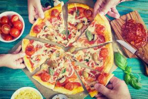 Essen nach Lust und Laune